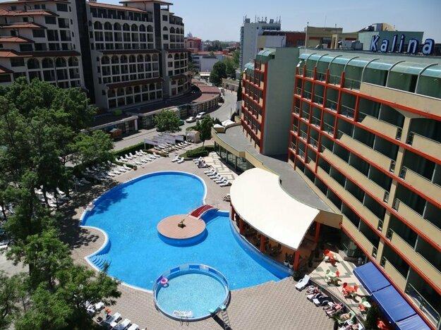 HotelCOOEE MPM KALINA GARDEN 4*, Bulharsko