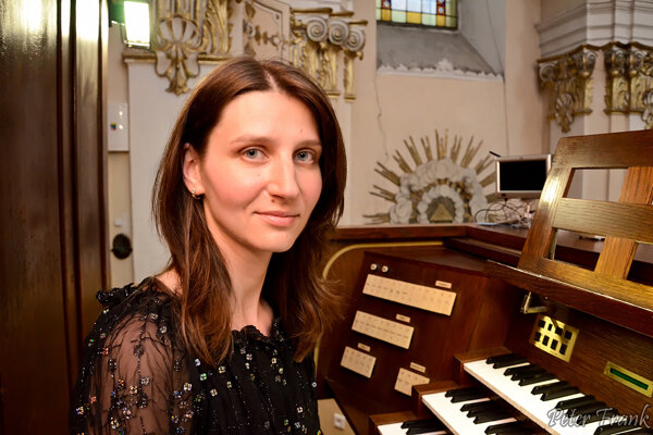 Zakladateľka festivalu Mária Magyarová Plšeková.