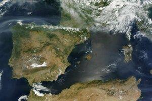 Pri Pyrenejskom polostrove zrejme vedci po prvýkrát zachytili stopy po odlupovaní spodnej vrstvy tektonickej platne.