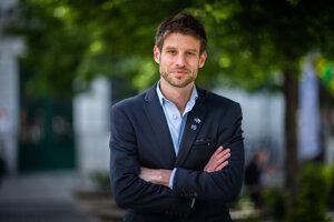Michal Šimečka vedie kandidátku Progresívneho Slovenska a Spolu do eurovolieb
