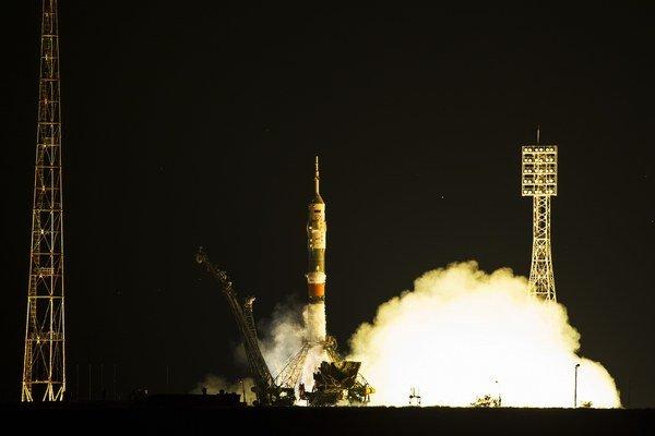 Raketa Progress odštartovala na ISS.