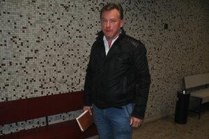 František Oravec na košickom súde