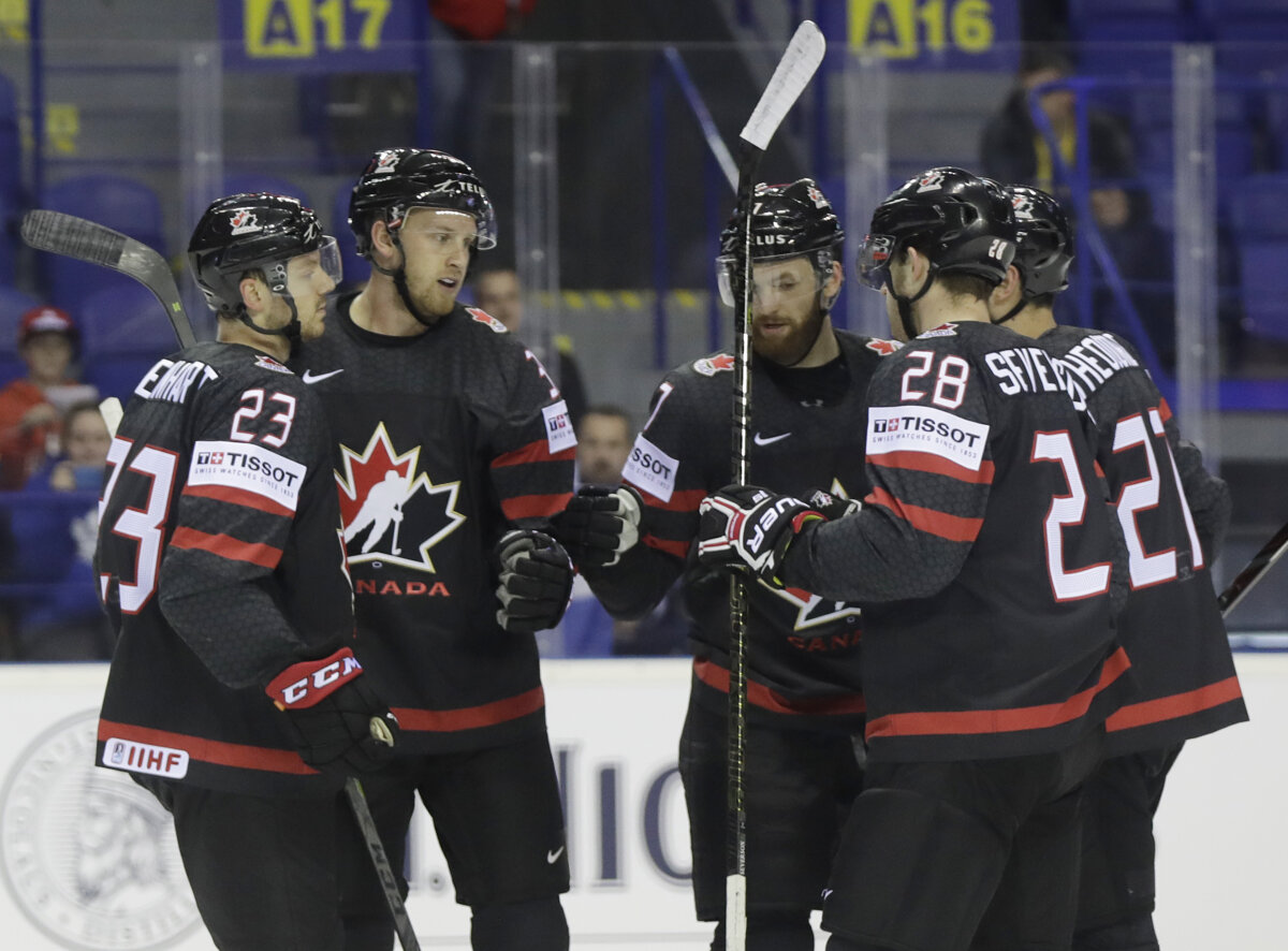 c4c921099fd41 ONLINE: Kanada - Francúzsko (MS v hokeji 2019, LIVE) - Šport SME