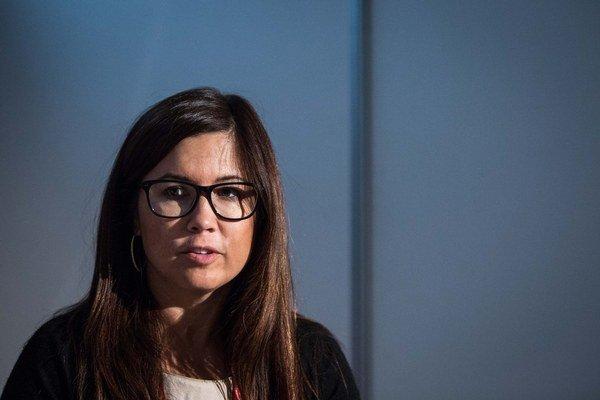 Jennifer Byrnová je riaditeľkou oddelenia bezpečnosti Microsoftu.