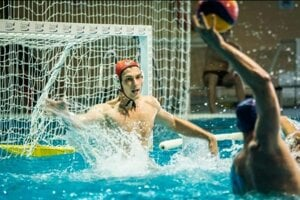 Semifinálovou sériou proti Novákom prešli ŠK Hornets hladko.