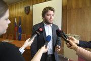 Splnomocnenec vlády pre rómske komunity a podpredseda strany Most-Híd Ábel Ravasz.