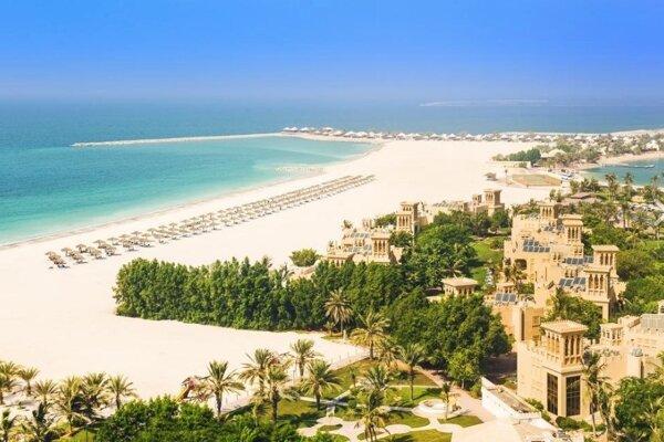 Ras al Khaimah je vychádzajúca hviezda Emirátov