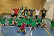 Dolnokubínsky klub reprezentovalo v Klenovci 8 dievčat a 6 chlapcov.