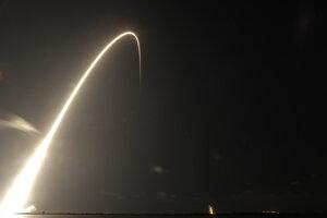 Náklad 60 družíc je najťažší, ktorý doteraz raketa Falcon 9 niesla.