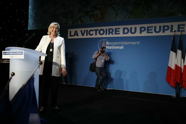 Marinne Le Penová.