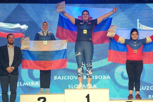 Barbora Bajčiová vyhrala ďalšie dva európske tituly.