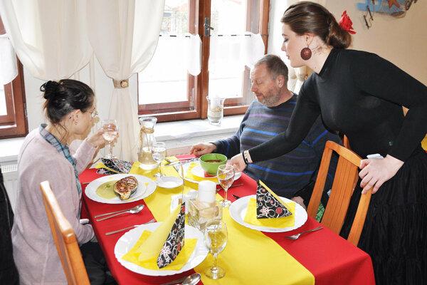 Dolnokubínčania už mali týždeň španielskej kuchyne, teraz sa tešia na poľskú.