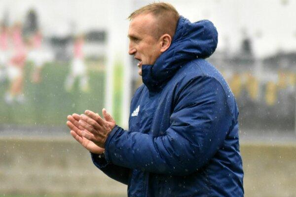 Tréner Peter Košuda sa po roku s vranovským mužstvom opäť umiestni na druhej priečke.