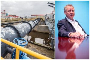 Ivan Kmotrík kúpil 49 percentný podiel vo firme Infra Services, ktorá je kľúčovým dodávateľom Bratislavskej vodárenskej spoločnosti.