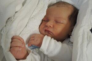 Oliver Tuchyňa (3960 g, 53 cm) sa narodil 19. mája Miriam a Andrejovi z Podlužian.