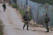 Izraelskí vojaci.