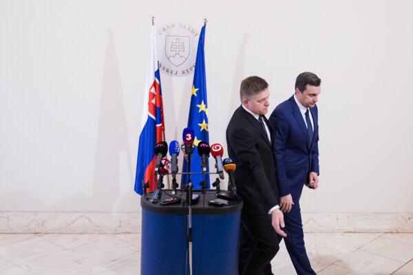 Premiér Fico sa stretol so šéfom národniarov.
