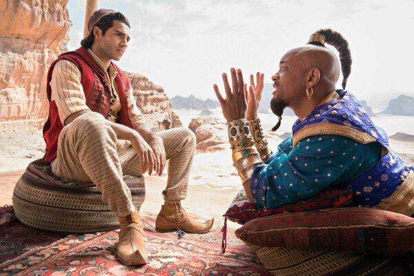 Aladin.