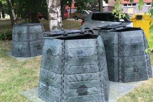 Kompostéry pre Námestovčanov zaplatí samospráva.