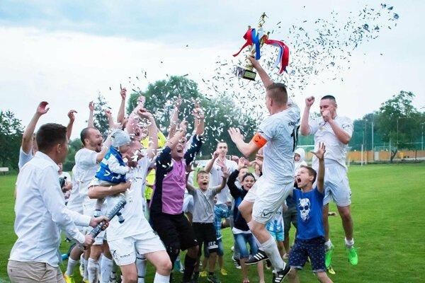 Pred rokom v prvom ročníku pohára sa z triumfu tešil Cabaj-Čápor, druhé finále sa bude hrať práve na jeho ihrisku.