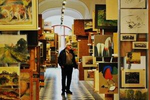 Obrovské kohúty galérie