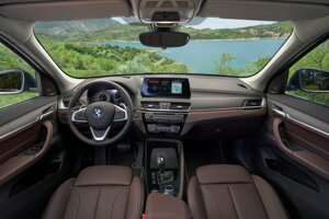 BMW X1 - facelift 2019