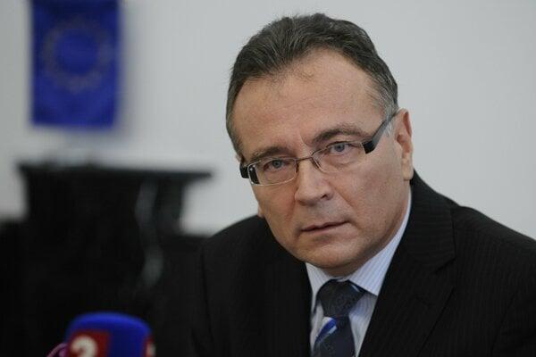 Prokurátor Ladislav Tichý.