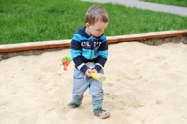 Prevádzkovatelia pieskovísk by mali dať piesok skontrolovať hygienikom.
