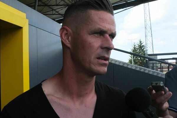 Róbert Jež, nový športový riaditeľ FK Pohronie.