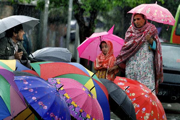 Obyvatelia Islamabadu.