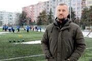 Jurij Dovhanyč prebral Lokomotívu Košice v zime. Po polroku priznáva, že sa pokúsil o predaj klubu za symbolickú cenu.