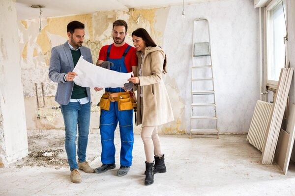 Pri väčších rekonštrukciách sa nepohnete bez posudku statika. Aby si následky úprav vo vašom byte neodniesol sused.