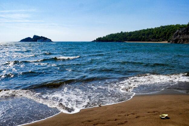 Pláž Iztuzu