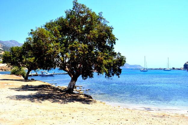 Pláž Knidos