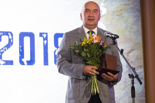 Riaditeľ Múzea mesta Bratislavy Peter Hyross.
