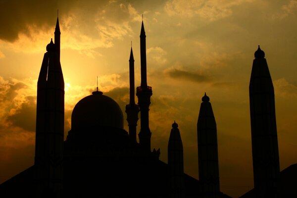 Mešita. Ilustračné foto