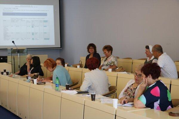 O stave sociálnych služieb v meste diskutovala verejnosť aj odborníci.