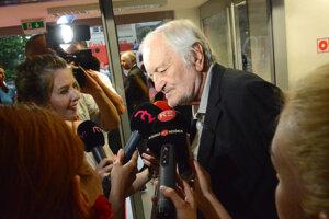 Cenu prezidenta festivalu Milana Lasicu si v sobotu odnesie Štefan Kvietik.