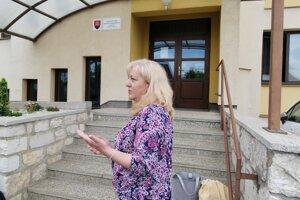 Regionálna hygienička R. Hudáková hovorí o 4 prípadoch.