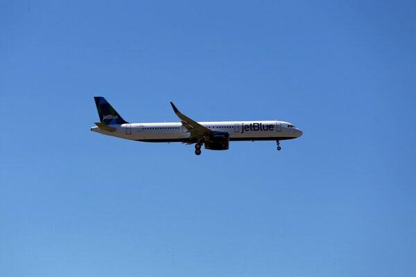 Airbus A321XLR.