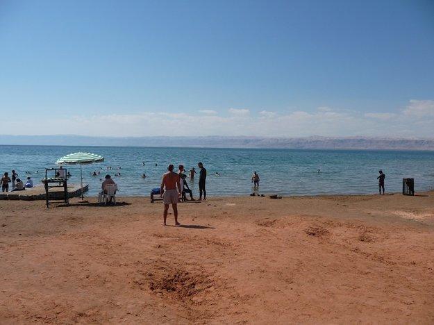 Mŕtve more.