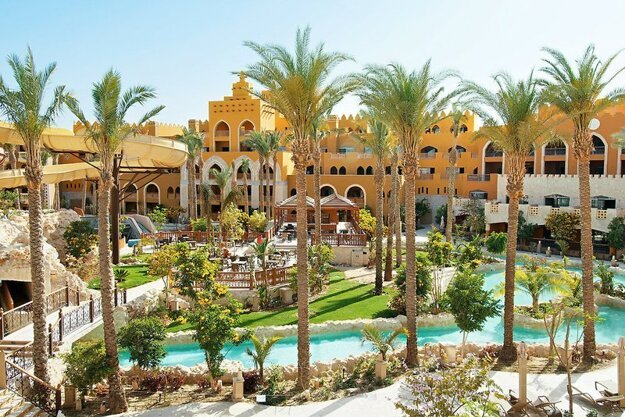 5* Sunwing Waterworld Makadi