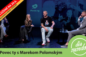Povec ty s Marekom Polomským