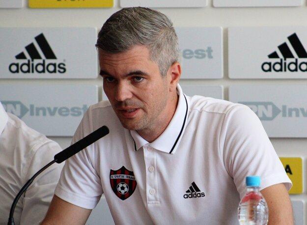 Športový riaditeľ Andrej Kostolanský