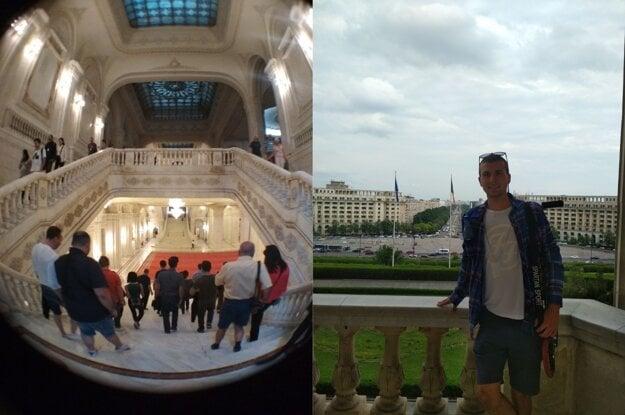 Palác ľudu, Bukurešť