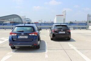 Toyota Corolla Touring Sports vs. Toyota Auris Touring Sports