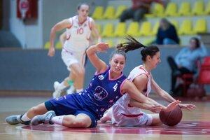 Najvyššia súťaž basketbalistiek v Poprade končí.