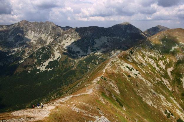 Žiarska dolina je obľúbeným turistickým miesto v Západných Tatrách.