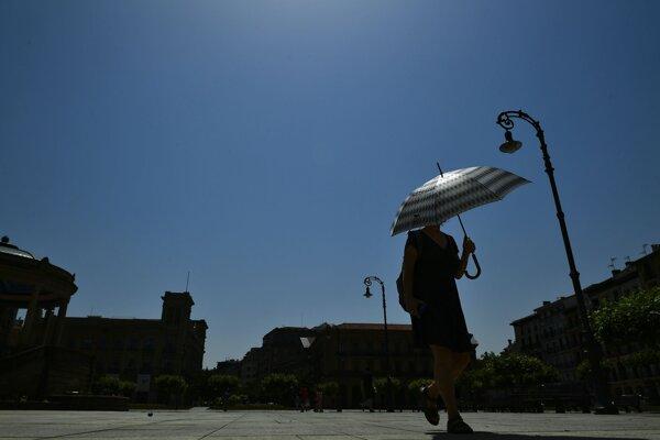 Uplynulý jún v Európe bol najteplejší doteraz. Priemerné teploty boli vyššie o dva stupne Celzia, než je bežné.