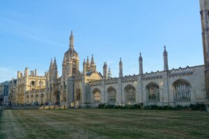 Cambridge.
